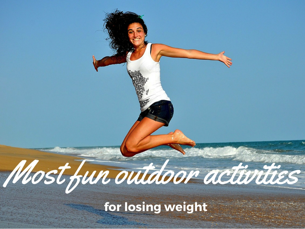 Most Fun Outdoor Activities for Losing Weight | by Nicole Noel