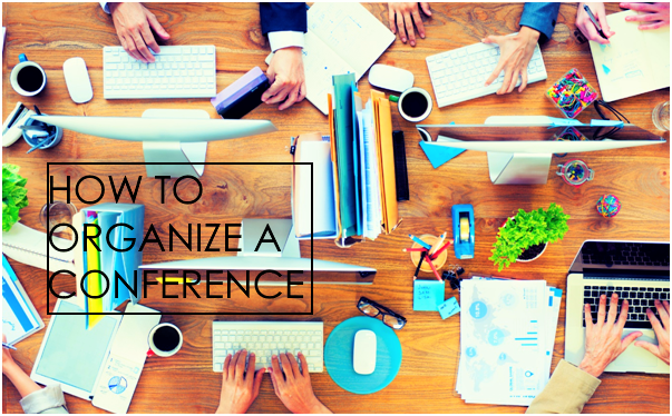 How To Organize a Conference by Charles Okpala LLB | #MGDesk