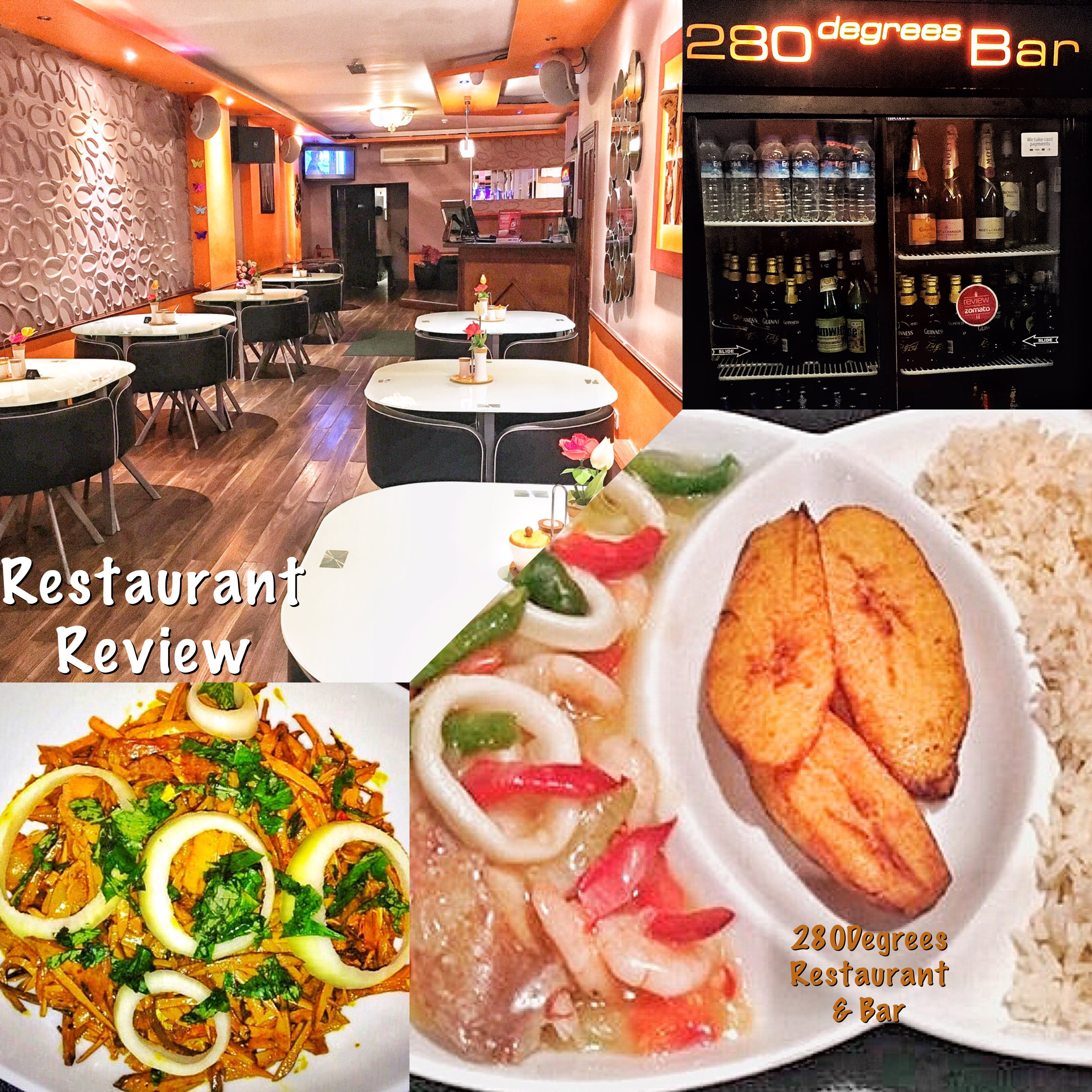 MGReview   280Degrees Restaurant & Bar #Nigerian #African #Lounge