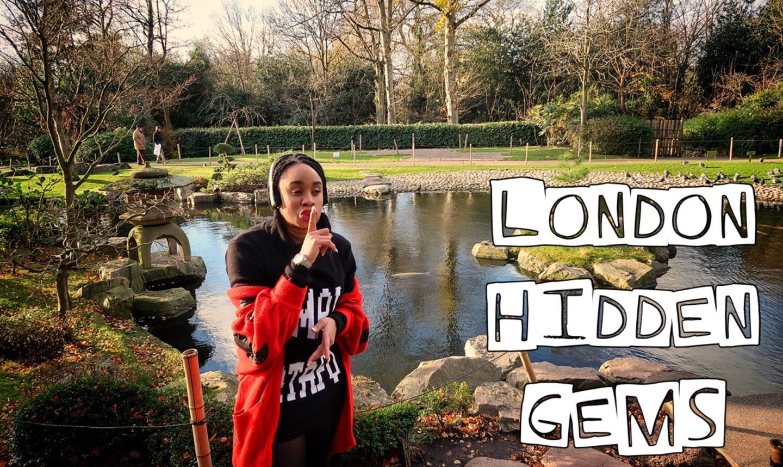 Instagrammable London Locations – Hidden Gems