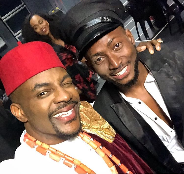 @Ebuka's Style + Pidgin English Quotes oN the BBNaija 2018 Stage + Pidgin Quotes