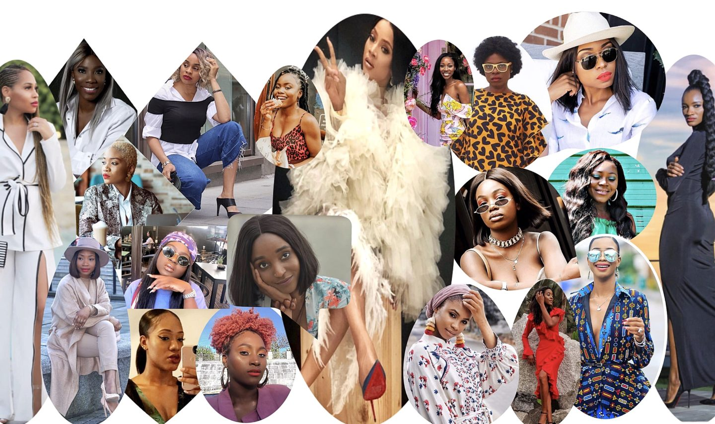 Some Nigerian Fashion Girls You Should Follow On Instagram