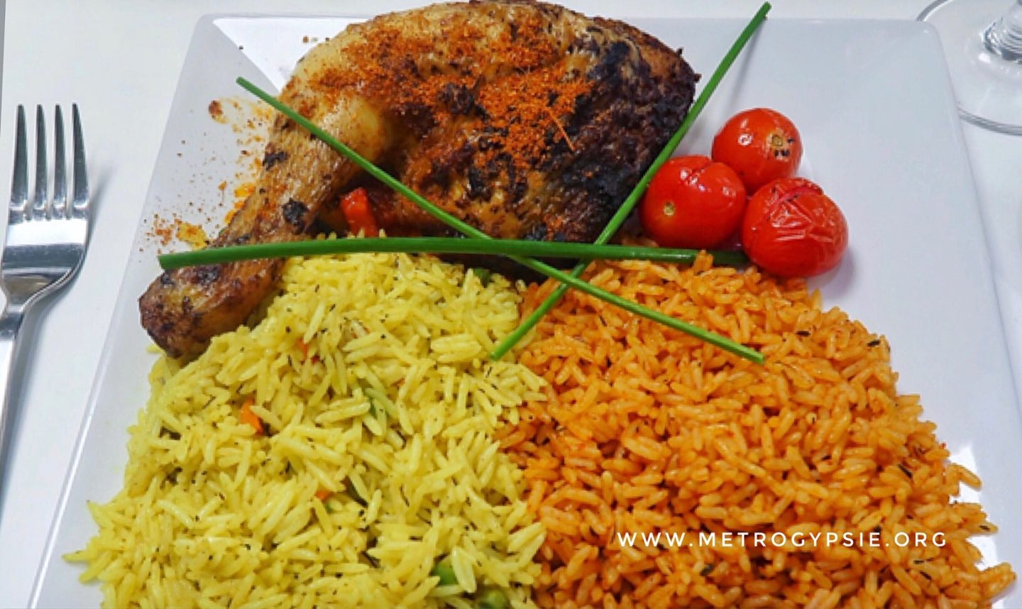 Nigerian Restaurants in London to eat for £10 or less!