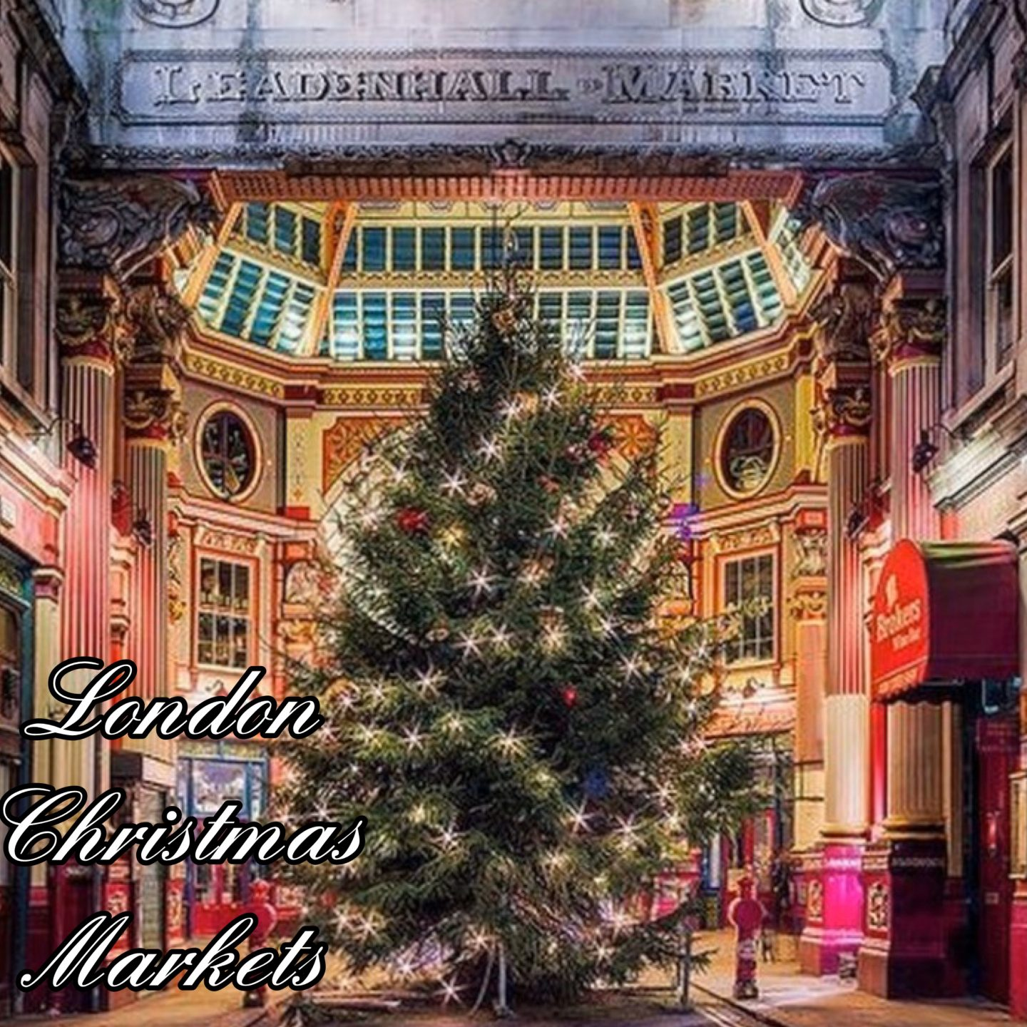 London Christmas Markets 2019 | metrogypsie