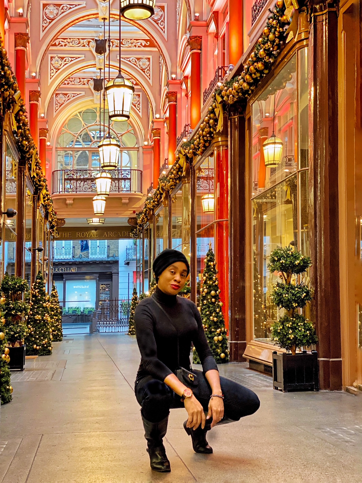 Explore London in Christmas – Shopping Arcades To Visit
