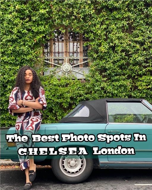 Explore London – Chelsea Walk Guide   #mgLDNwalk