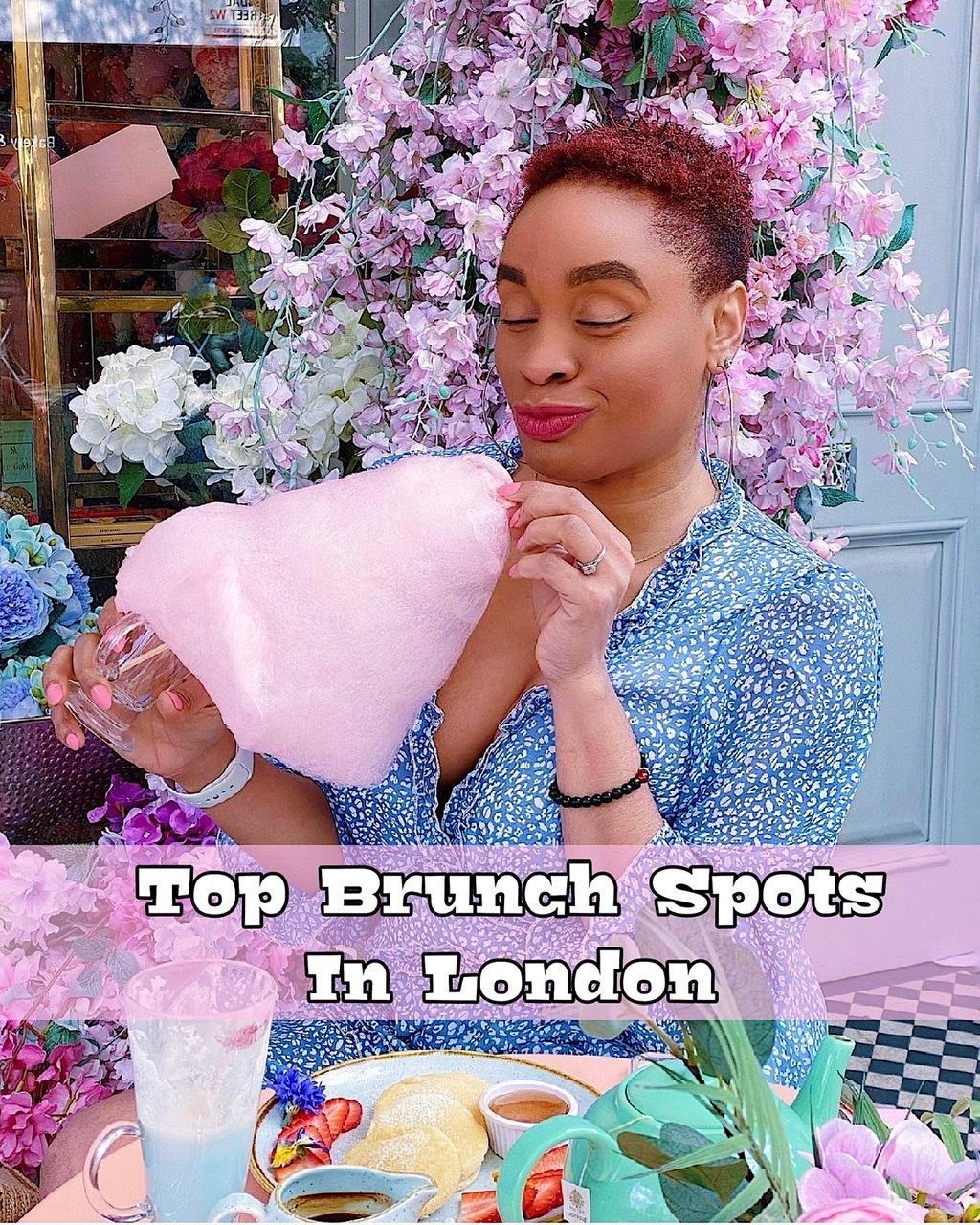 LONDON BEST BRUNCH SPOTS – aesthetics, rooftops et al
