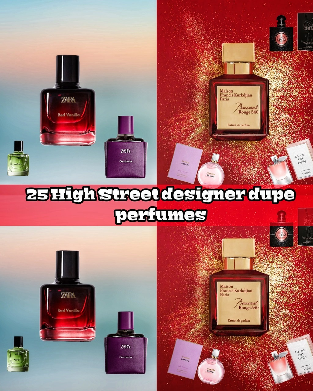 The Best Designer Perfume Dupes 2021 | Boujie on a Budget